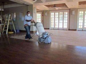How To Sand Hardwood Floors